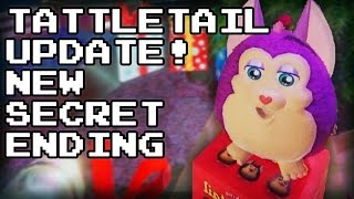 Tattletail Update: New Secret Ending and Special Night 4 Phone Call 😀