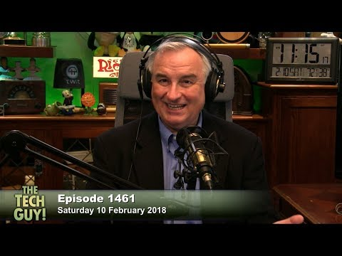 Leo Laporte - The Tech Guy: 1461