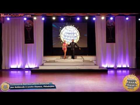 WSS16 Feb5. Professional Bachata Cabaret Showcase
