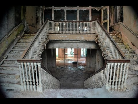 Thumbnail: Exploring a Millionaire's Abandoned Mansion - PA (Built in 1906)