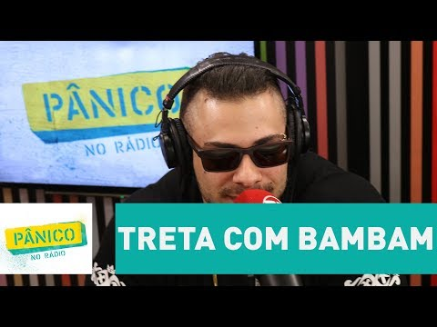 Leo Stronda fala sobre treta com Bambam | Pânico