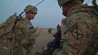10th Mountain Division Patrol in Afghanistan