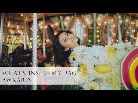 What's Inside My Bag - Awkarin