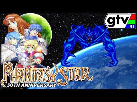 Phantasy Star 30th Anniversary! Complete History of SEGA RPGs: Genesis Mega Drive, Master System GTV