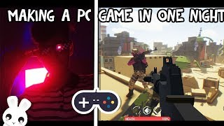 I MADE THIS PC GAME IN ONE NIGHT EASILY ||  FUNNY HINDI ANDROID GAMEPLAY || PUBG  INDIA || GRANNY
