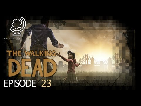 The Walking Dead #23 - For Whom the Bell Tolls