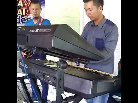 Duet Maut Dangdut PSR 950 vs Technics KN 1400