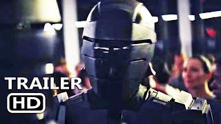 FOUNDATION Official Trailer (2021) Jared Harris, Sci-Fi Series