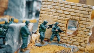 ВОЙНУШКИ | Засада в городе | Эвакуация | Военные мультики про солдатиков | Танковый мультик Часть 2