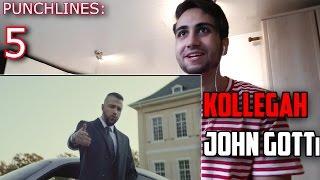 KOLLEGAH - John Gotti (prod. von Alexis Troy) (Official HD Video) REACTION