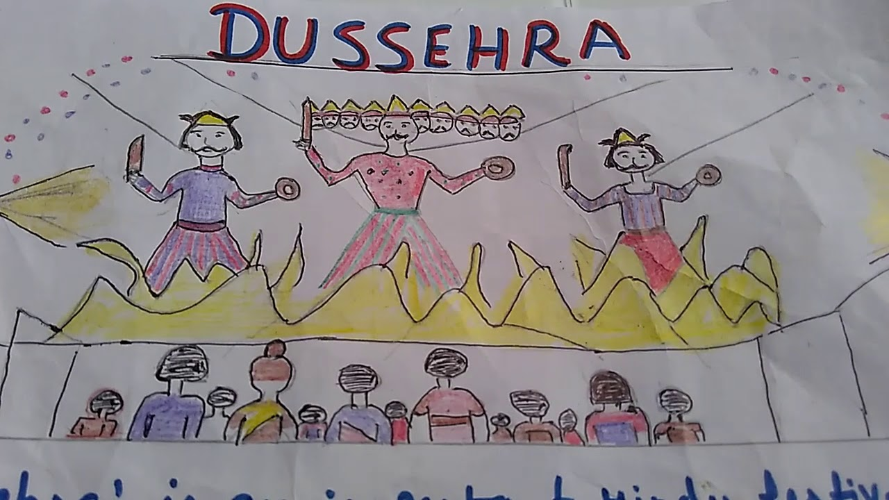 essay on how i spent my dussehra holidays