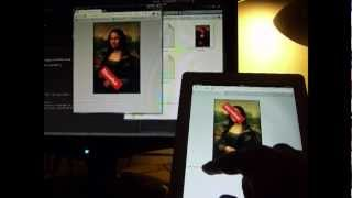 Export and save an HTML5 Canvas as PNG using PHP, JQuery (and EaselJS)