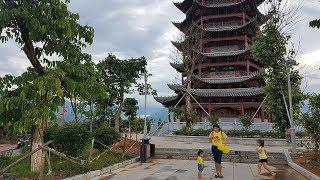 Công viên Hà Khẩu Trung Quốc Sa Pa Lào Cai Phần 1 - Đi du lịch Sapa Lào Cai không nên bỏ qua