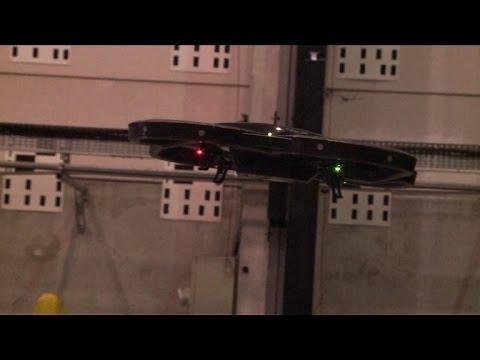La sécurité des drones au coeur des travaux de l