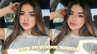 DRUGSTORE Back to School Makeup Tutorial | Quick & Easy!