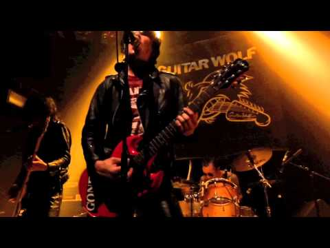 Guitar Wolf ギターウルフ : Jet Generation & more live