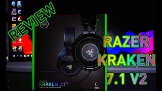 Razer Kraken 7.1 v2 | Unboxing-Review