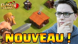 CLASH OF CLANS - NOUVELLE SERIE ! ON RECOMMENCE UN COMPTE !