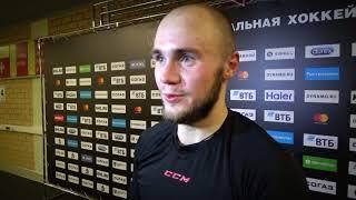 Артем Федоров: Тяжелая победа - то, что нужно для старта сезона