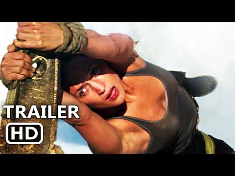 Download Youtube: TOMB RAIDER Trailer # 2 (2018) Alicia Vikander, Lara Croft Action Movie HD