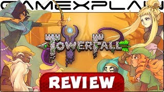 TowerFall - REVIEW (Nintendo Switch)