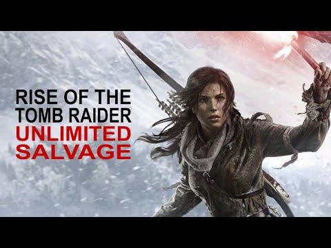 Rise Of The Tomb Raider - Infinite Salvage Tip