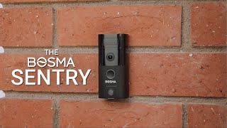 Introducing the Bosma Sentry Video Doorbell