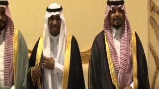 زواج الفنان صالح السعد من إخراج عبدالله السعيد