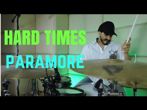 Thumbnail: Hard Times- Paramore- Drum Cover