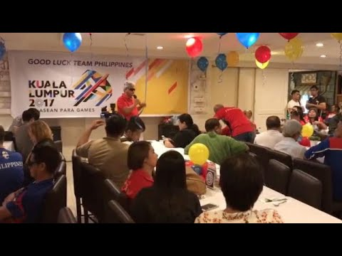 PH targets 27 golds in 2017 ASEAN Para Games