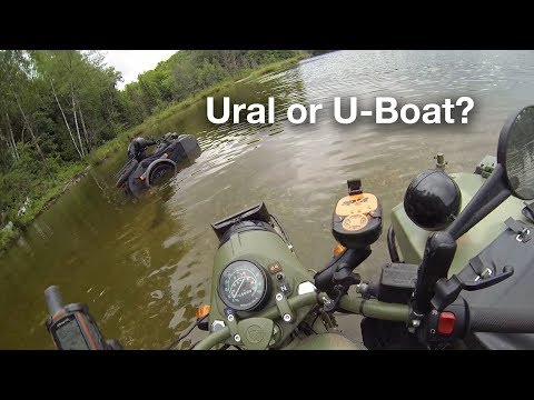 Urals don't float. A U-Boat Captain is born.