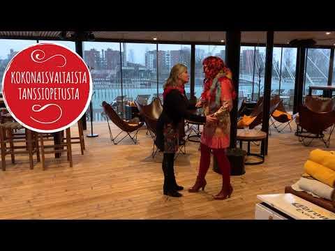 Video: Tanssikurssit helposti netissä - Lissu ja Aira