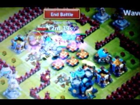Castle Clash Hbm H,th17.w/o, Pd,cupid,sm,mino....