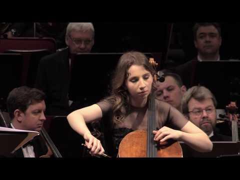 Дали Гуцериева, г. Брюссель, Бельгия. Выступление с оркестром В. Спивакова