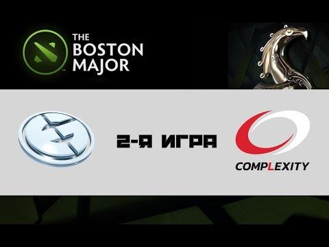 EG vs compLexity #2 (bo3) LB | Boston Major, 04.12.16