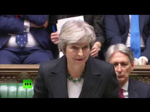 LIVE: Theresa May gives statement to MPs on Brexit agreement after Cabinet ministers resign