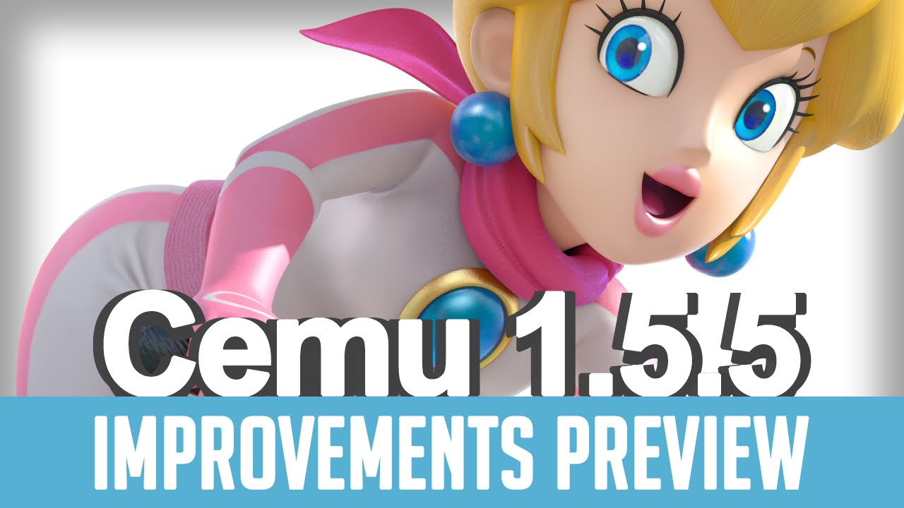Cemu 1 5 5 Download Improves Xenoblade Chronicles X
