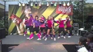 Hip Hop Centrum Zilina - Aupark otvorenie2 HD