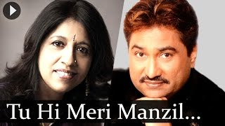 Tu Hi Meri Manzil - Kavita Krishnamurti & Kumar Sanu - Best Hindi Songs