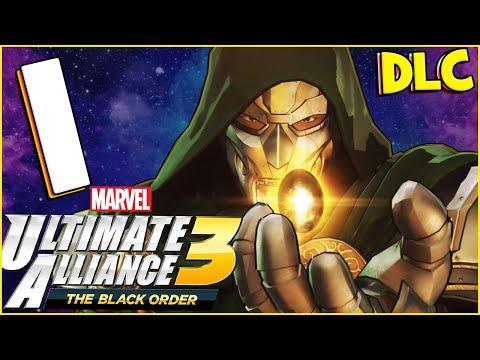 marvel-ultimate-alliance-3:-dlc-shadow-of-doom-walkthrough-part-1-epilogue-doom-invades-wakanda!