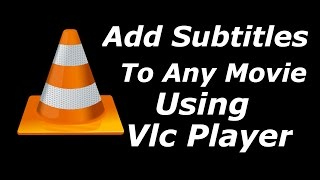 How To Add A Subtitle To A Movie Permanently - YT