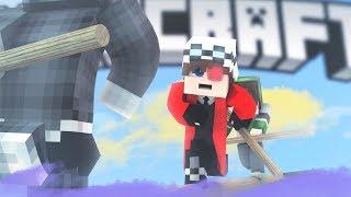 Я СТАЛ ОБЕЗЬЯНКОЙ В МАЙНКРАФТЕ! БИТВА ОБЕЗЬЯН В МАЙНКРАФТЕ! Minecraft Crafty Monkey