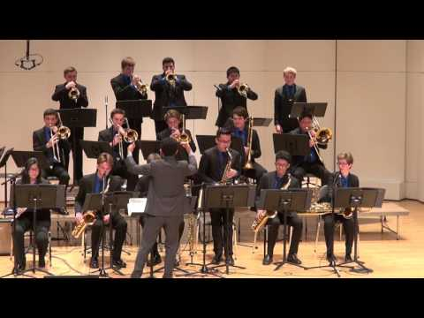 Los Alamitos High School Jazz 1 at 2017 Reno Jazz Festival