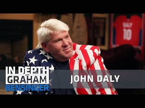 John Daly: Sex helps my golf game