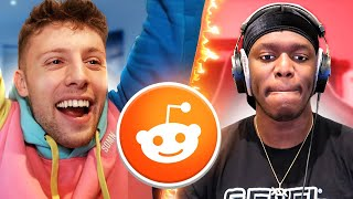 Proof that KSI has a terrible REDDIT