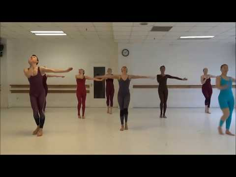 contemporary dance education - exams 2018 - Berlin Dance Institute