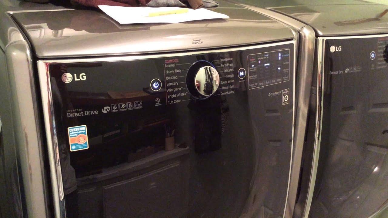 chime washing machine
