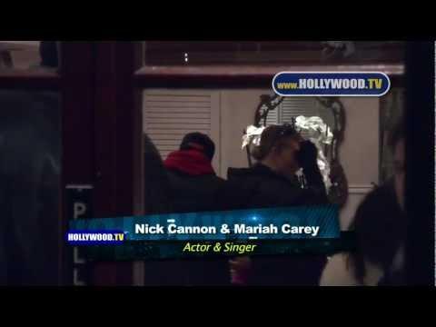 Jack Nicholson, Mariah Carey, Nick Cannon, Paris Hilton in Aspen, Colorado for Christmas