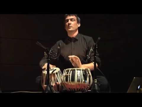 Stefan Keller - Phoenix (Tabla & live electronics, 3 excerpts, Milan 2017)
