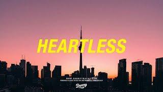"""Heartless"" - Kendrick Lamar x Bryson Tiller [Type Beat] Trap RnB Soul Instrumental"